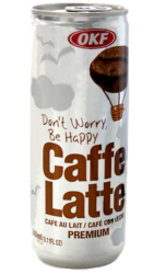 OKF Coffee Latte 240ml