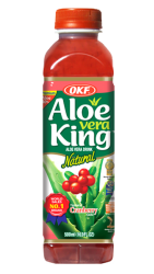 OkF Aloe vera king naturel