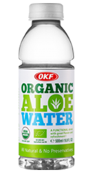 OKF Organic aloe water 500ml