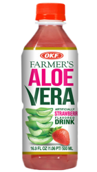 OKF Farmers Aloe Vera Strawberry