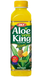 OKF Aloe Vera King Pineapple
