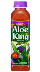 OKF Aloe Vera King Raisin