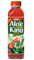 OKF Aloe Vera King Pomegranate