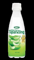 OKF Aloe Vera Sparkling 350ml
