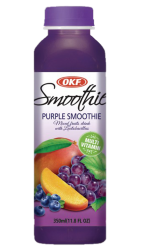 OKF Smoothie Purple 350ml