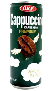 OKF coffee cappuccino 240ml