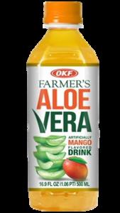 OKF Farmer's aloe vera mango 500ml