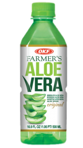 OKF Farmer's aloe vera original 500ml