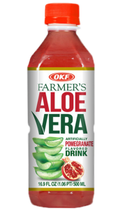 OKF Farmer's aloe vera pomegranate 500ml