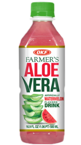 OKF Farmer's aloe vera watermelon 500ml