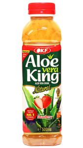 OkF Aloe vera king strawberry
