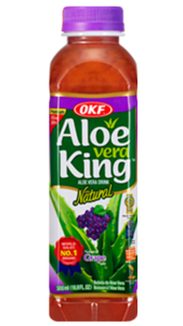 OkF Aloe vera grape