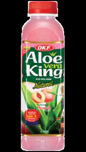 OkF Aloe vera king peach